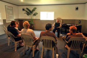 психотерапия на реабилитации