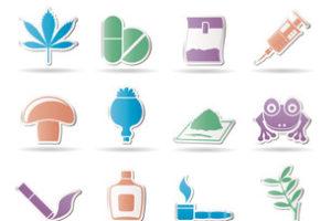 разновидности наркотиков